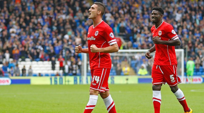 Cardiff among the victims of the Championship's away win shortage