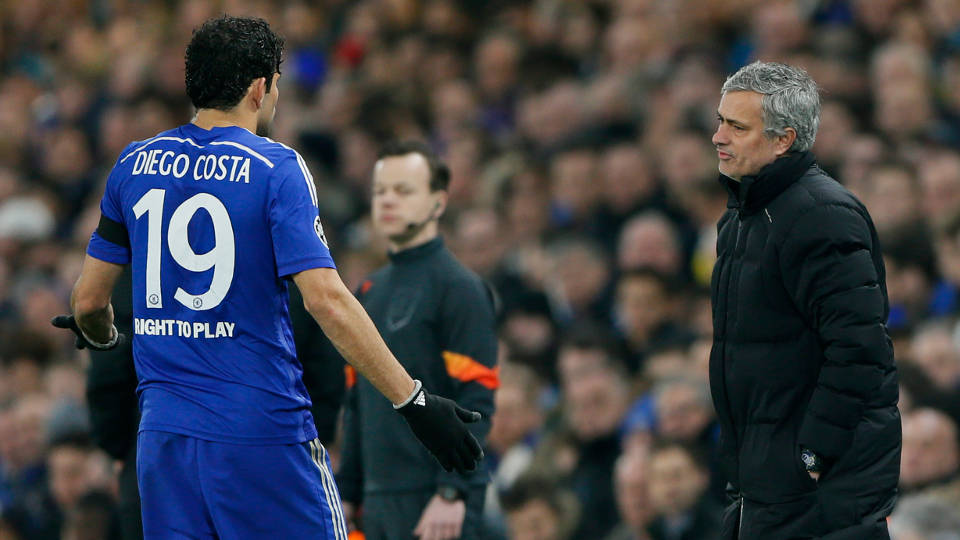 Mourinho wrong to be so cautious, but his Chelsea tactics look in line with the European norm