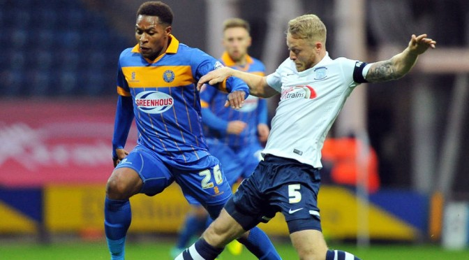 The Drawing Board: Preston and Shrewsbury to drop points on the road in promotion pushes