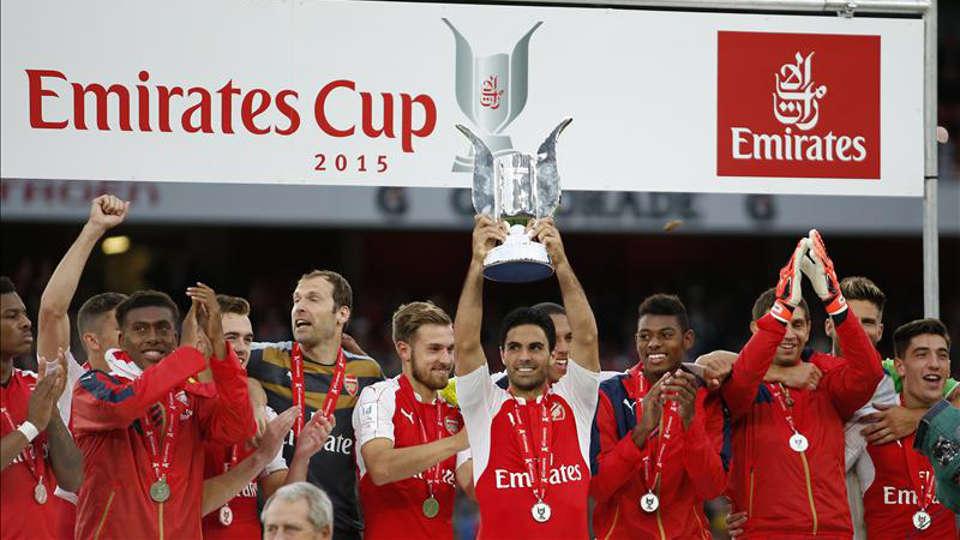 Arsenals Summer Of Meaningless Trophies Means Community Shield Victory Must Be Nailed On