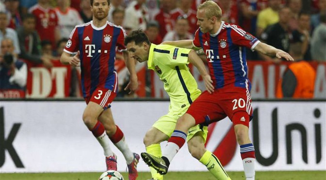 Barcelona v Bayern Munich – who are the best team in this season's Champions League?