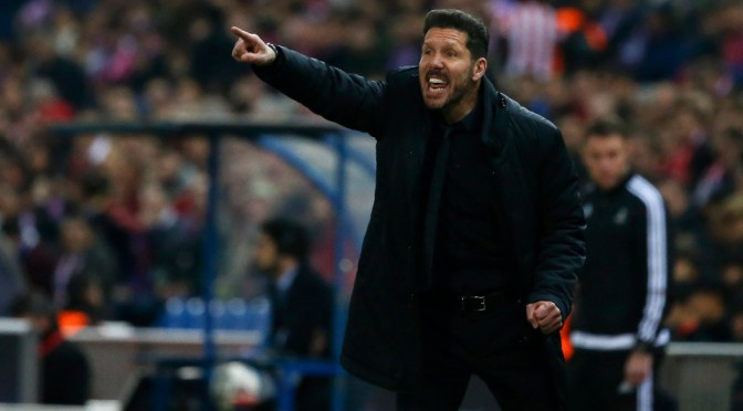 Champions League: What can Simeone try next against Barca?
