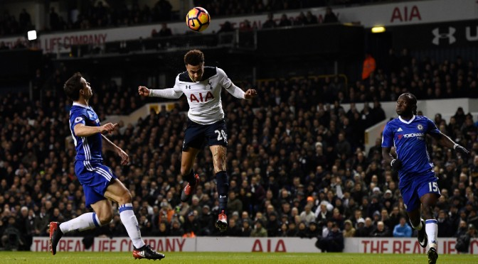 Big Match Preview: Chelsea V Tottenham