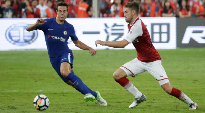 Big Match Preview: Arsenal V Chelsea