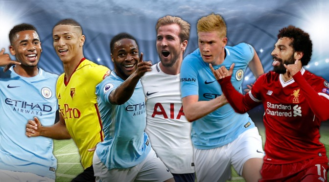 Which Premier League player has been your October Player of the Month?