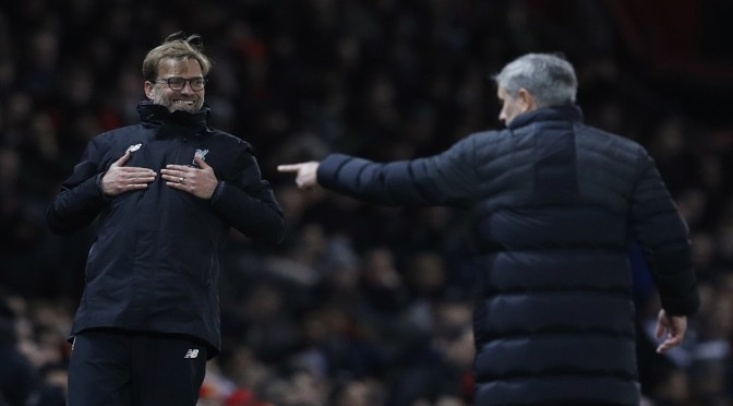 Big Match Preview: Liverpool V Manchester United 14th October
