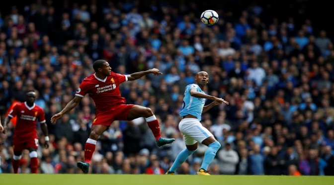 Big Match Preview: Liverpool v Manchester City 14th January
