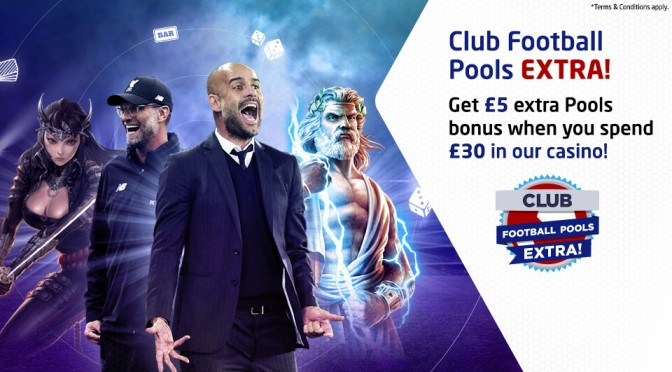 Club Football Pools EXTRA